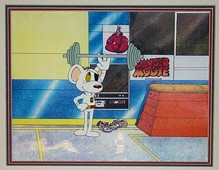 dangermouse, world's greatest secret agent