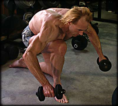 dumbell raise