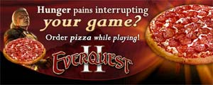 everquest pizza