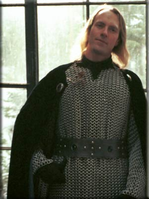 full suit of chainmail