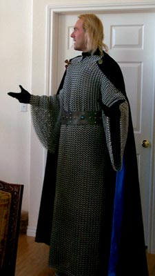 and another view of chainmail