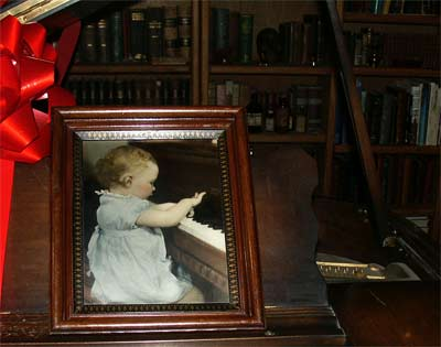 baby at the baby grand