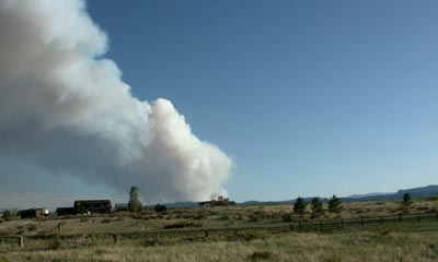 schoonover fire, may 22nd, 2002